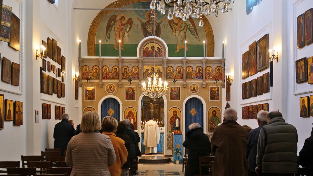 La chiesa greco-bizantina di Villa Badessa (PE)